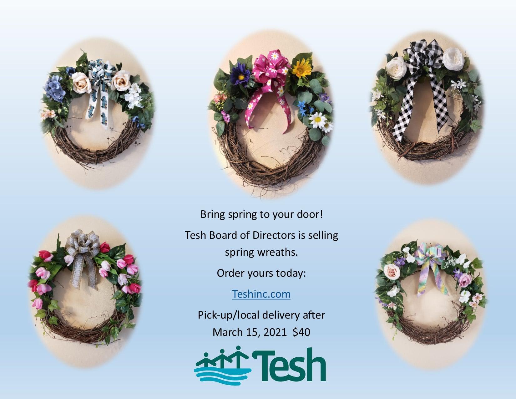 Spring Wreaths #1
